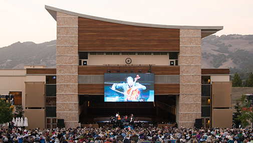 Quality Waterproofing System Saves Concert Design Project